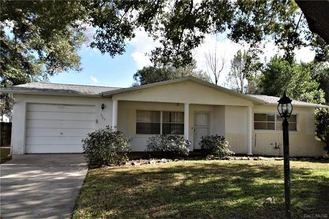 329 S Barbour Street, Beverly Hills, FL 34465 (MLS #788709) :: Pristine Properties