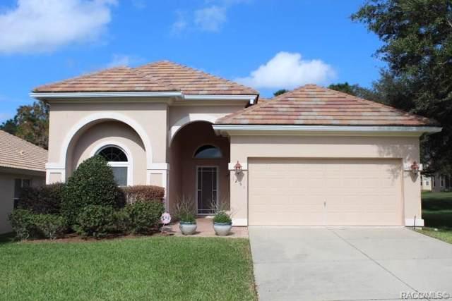 1251 W Diamond Shore Loop, Hernando, FL 34442 (MLS #788710) :: Plantation Realty Inc.