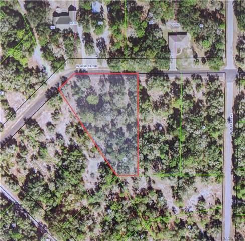 12432 W Acacia Drive, Crystal River, FL 34428 (MLS #788776) :: Pristine Properties
