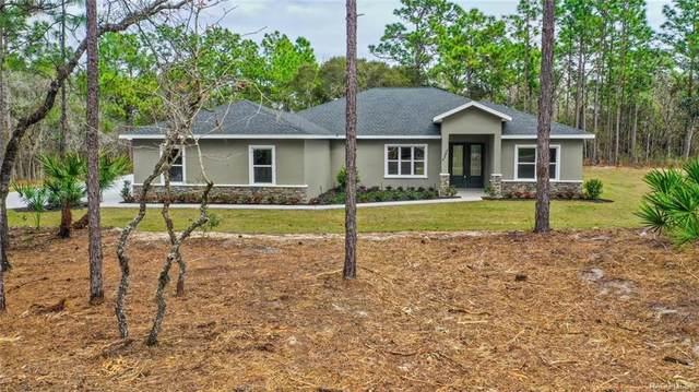 5327 N Mallows Circle, Beverly Hills, FL 34465 (MLS #788786) :: Plantation Realty Inc.