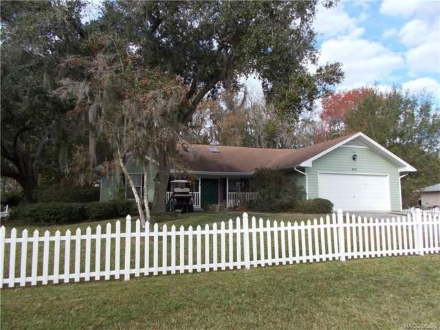 240 SE 2nd Avenue, Crystal River, FL 34429 (MLS #788862) :: Pristine Properties