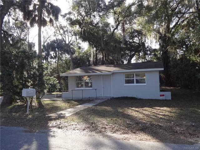 654 NE 2nd Street, Crystal River, FL 34429 (MLS #788872) :: Pristine Properties