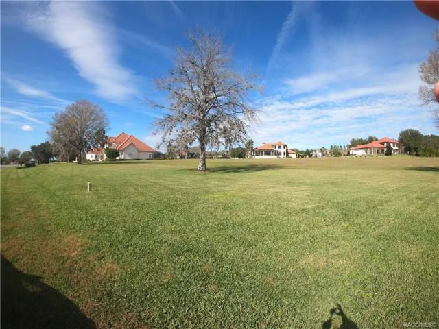 545 W Fenway Drive, Hernando, FL 34442 (MLS #788873) :: Plantation Realty Inc.