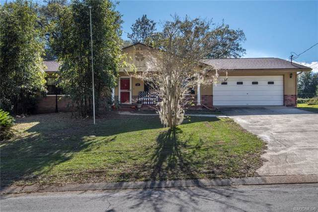 117 Iris Lane, Inverness, FL 34452 (MLS #788881) :: Plantation Realty Inc.