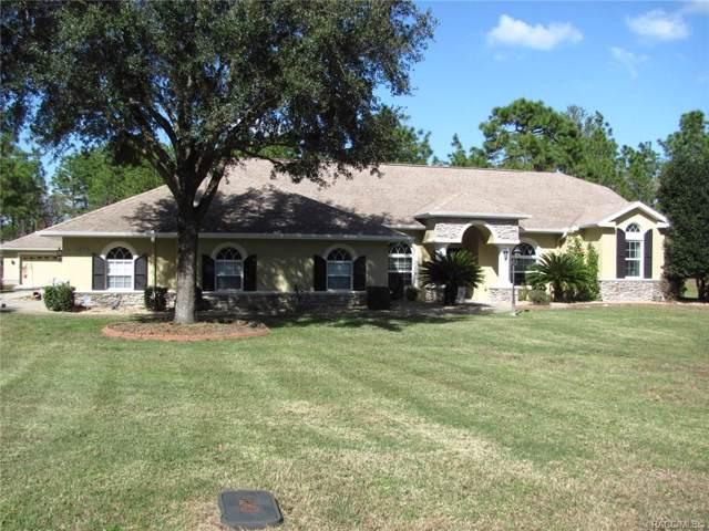 4293 W Piute Drive, Beverly Hills, FL 34465 (MLS #788886) :: Plantation Realty Inc.