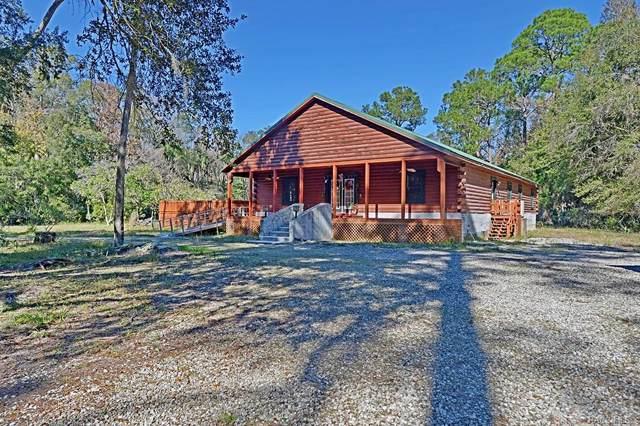 9013 W Spring Cove Road, Homosassa, FL 34448 (MLS #788905) :: Pristine Properties