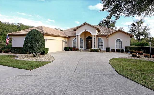 360 W Greenberg Court, Hernando, FL 34442 (MLS #788911) :: Plantation Realty Inc.