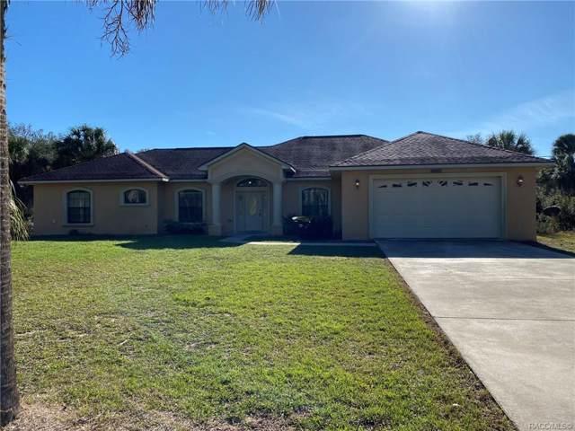 8287 N Black Cherry Terrace, Crystal River, FL 34428 (MLS #788912) :: Pristine Properties
