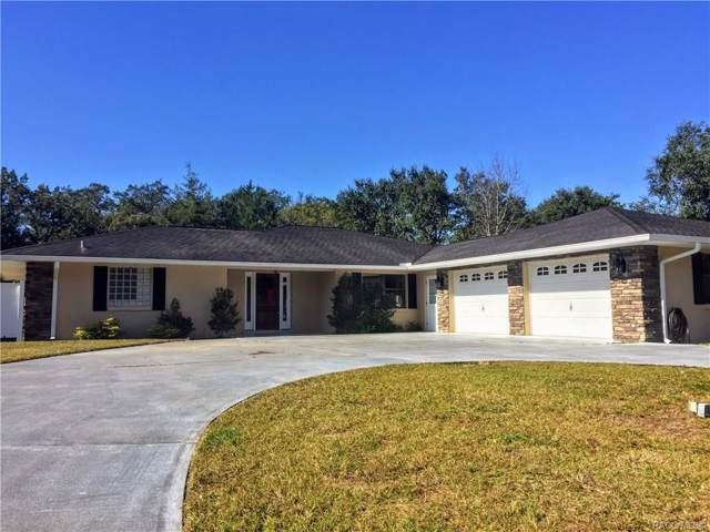 3038 S Rose Avenue, Inverness, FL 34450 (MLS #788914) :: Plantation Realty Inc.