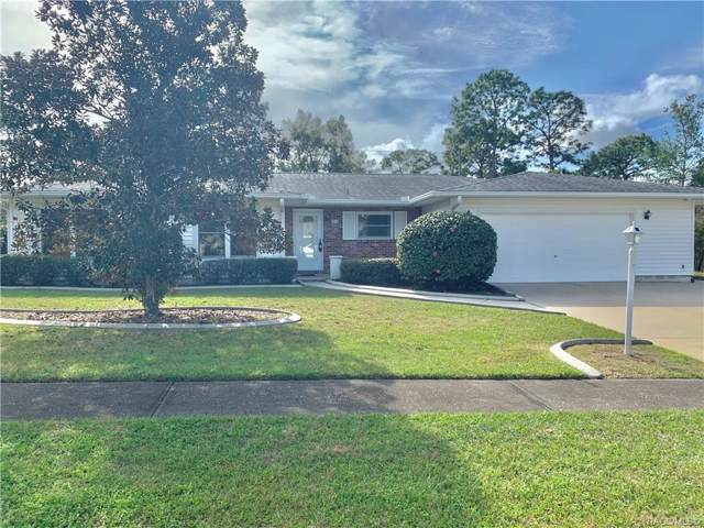 2616 W Gardenia Drive, Citrus Springs, FL 34434 (MLS #788938) :: Plantation Realty Inc.