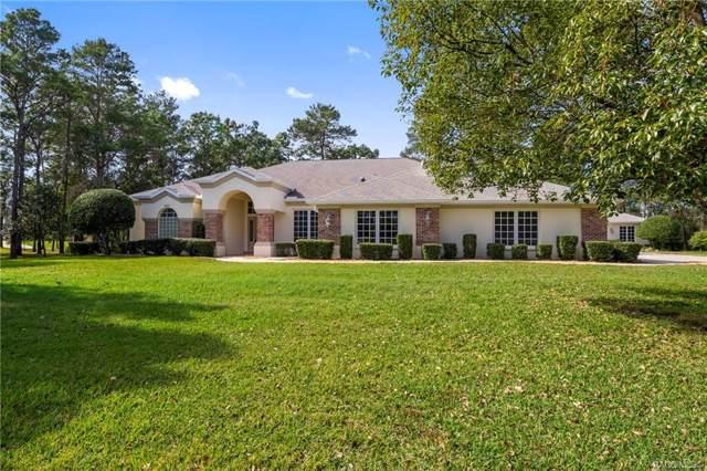 9467 Hernando Ridge Road, Weeki Wachee, FL 34613 (MLS #788940) :: Plantation Realty Inc.