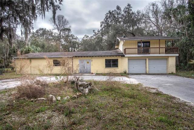 1660 NW 19th Street, Crystal River, FL 34428 (MLS #788952) :: Plantation Realty Inc.