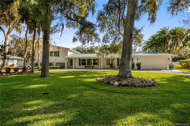 4435 S Purslane Drive, Homosassa, FL 34448 (MLS #788955) :: Pristine Properties