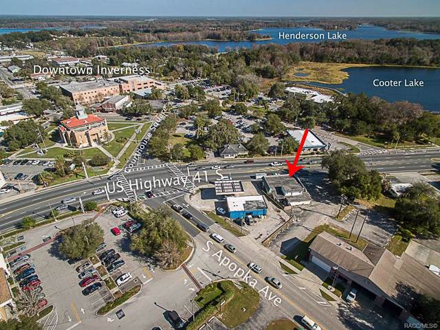 104 S Us Highway 41, Inverness, FL 34450 (MLS #788956) :: Plantation Realty Inc.