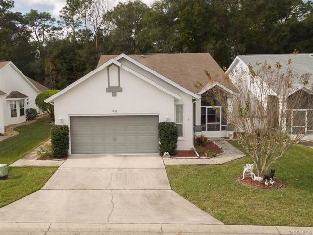 3627 S Belgrave Drive, Inverness, FL 34452 (MLS #788963) :: 54 Realty