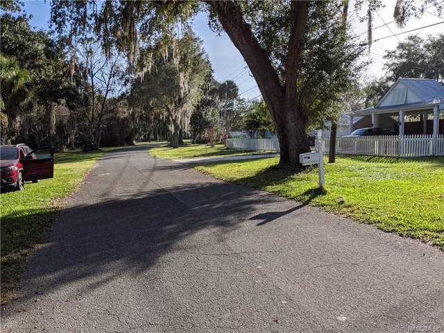 0 Riverside Drive, Yankeetown, FL 34498 (MLS #788966) :: Plantation Realty Inc.