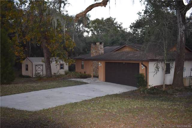 5155 S Covewood Terrace, Inverness, FL 34450 (MLS #788967) :: 54 Realty