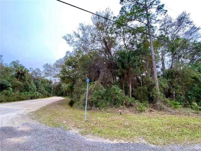 0 Gladys Avenue, Inglis, FL 34449 (MLS #788970) :: Plantation Realty Inc.