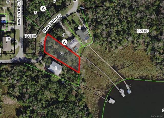 00 NW 17th Court, Crystal River, FL 34428 (MLS #788981) :: Pristine Properties