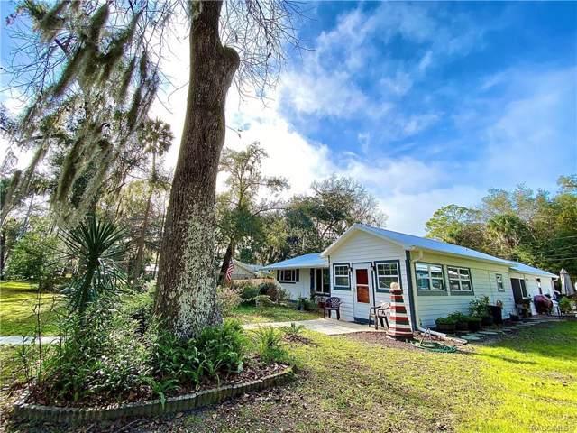 5212 Riverside Drive, Yankeetown, FL 34498 (MLS #788983) :: Plantation Realty Inc.