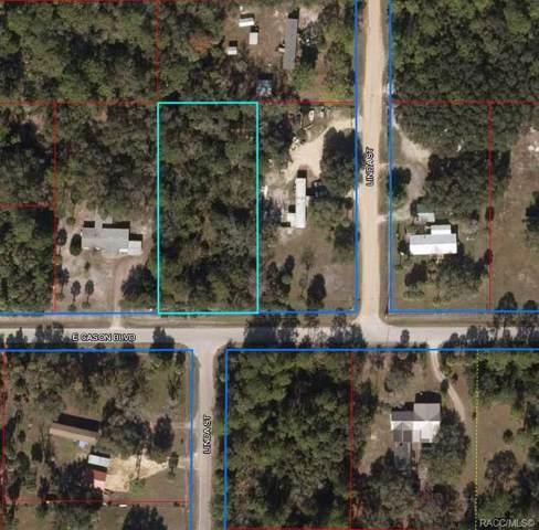 0 Cason Boulevard, Inglis, FL 34449 (MLS #788984) :: Pristine Properties