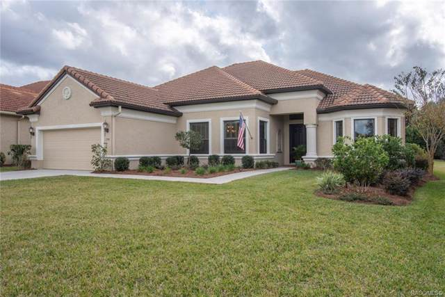 1391 N Whisperwood Drive, Hernando, FL 34442 (MLS #788988) :: Plantation Realty Inc.