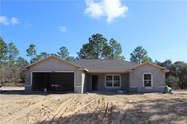 6549 N Killinger Terrace, Citrus Springs, FL 34434 (MLS #788990) :: 54 Realty