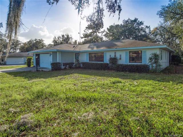3218 S Rose Avenue, Inverness, FL 34450 (MLS #789003) :: Plantation Realty Inc.