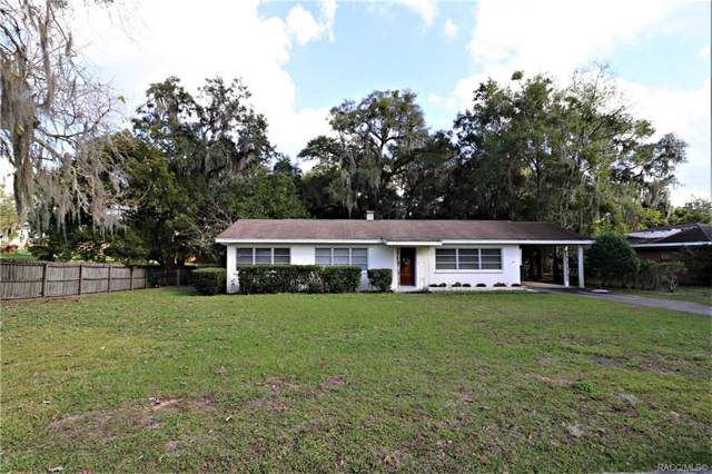 309 S Pine Avenue, Inverness, FL 34452 (MLS #789009) :: Plantation Realty Inc.