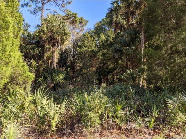 0 Shearer Street, Inglis, FL 34449 (MLS #789016) :: Plantation Realty Inc.