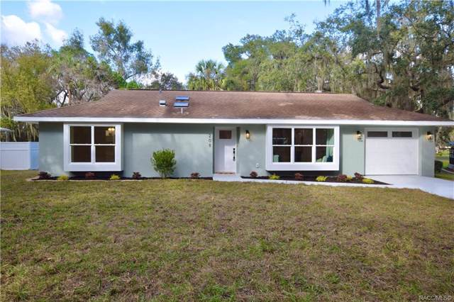208 Deer Run Road, Inverness, FL 34453 (MLS #789024) :: Plantation Realty Inc.