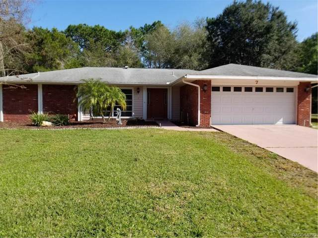 7 Douglas Court N, Homosassa, FL 34446 (MLS #789026) :: Pristine Properties