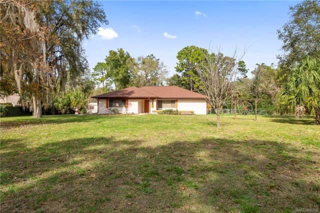 9715 W Tom Mason Drive, Crystal River, FL 34428 (MLS #789027) :: Pristine Properties