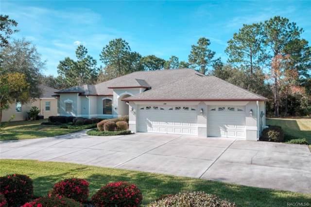 115 Oak Village Boulevard, Homosassa, FL 34446 (MLS #789029) :: Plantation Realty Inc.