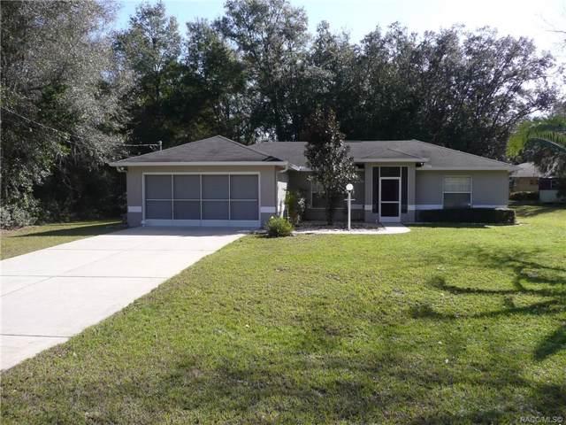 8299 N Upland Drive, Citrus Springs, FL 34434 (MLS #789045) :: Plantation Realty Inc.