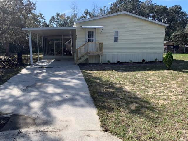 5190 W Cardamon Place, Lecanto, FL 34461 (MLS #789048) :: Plantation Realty Inc.