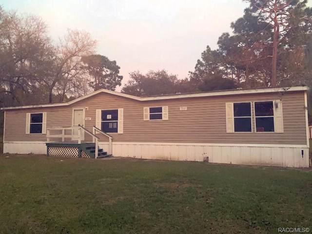 4240 Habitat Drive, Brooksville, FL 34604 (MLS #789049) :: Plantation Realty Inc.