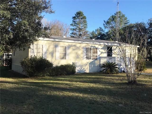 6315 S Esmeralda Terrace, Lecanto, FL 34461 (MLS #789056) :: Plantation Realty Inc.