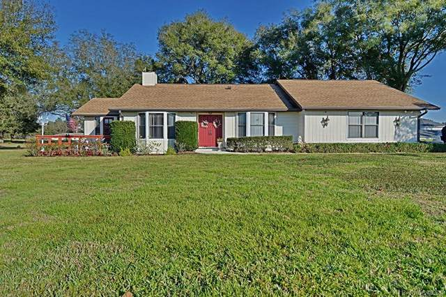 1901 N Annapolis Avenue, Hernando, FL 34442 (MLS #789058) :: Plantation Realty Inc.