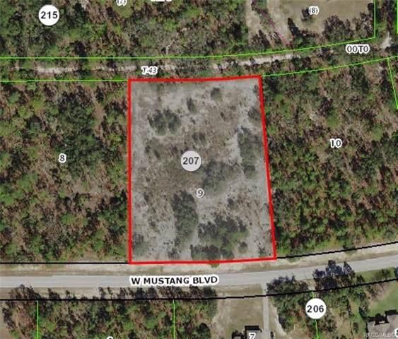 4903 W Mustang Boulevard, Beverly Hills, FL 34465 (MLS #789061) :: Plantation Realty Inc.
