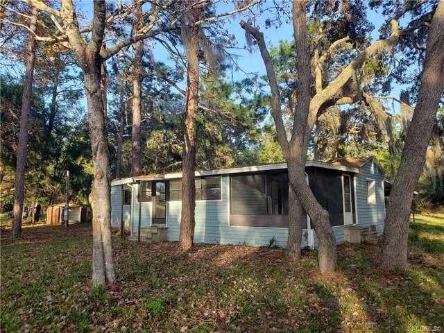 1375 S Skyway Avenue, Homosassa, FL 34448 (MLS #789065) :: Plantation Realty Inc.
