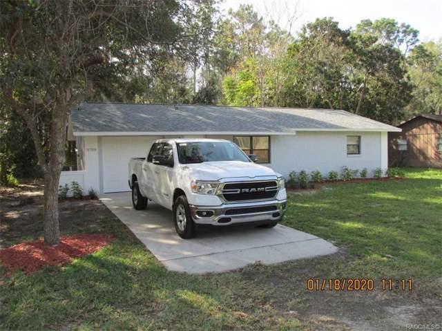 9708 W Sandra Street, Crystal River, FL 34428 (MLS #789087) :: Plantation Realty Inc.