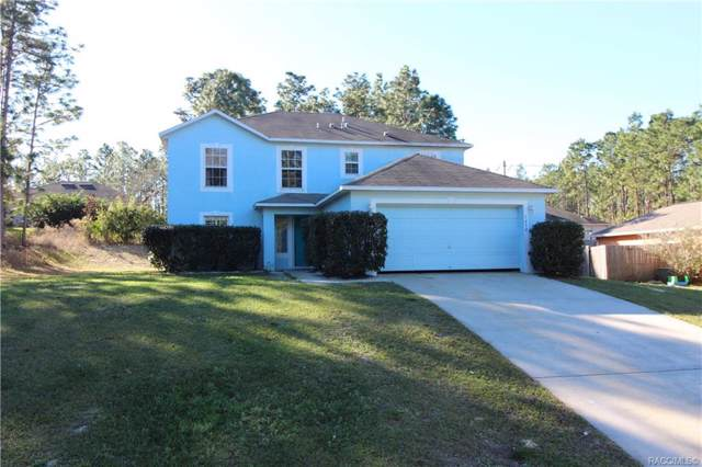 1492 W Omaha Place, Citrus Springs, FL 34434 (MLS #789094) :: Plantation Realty Inc.