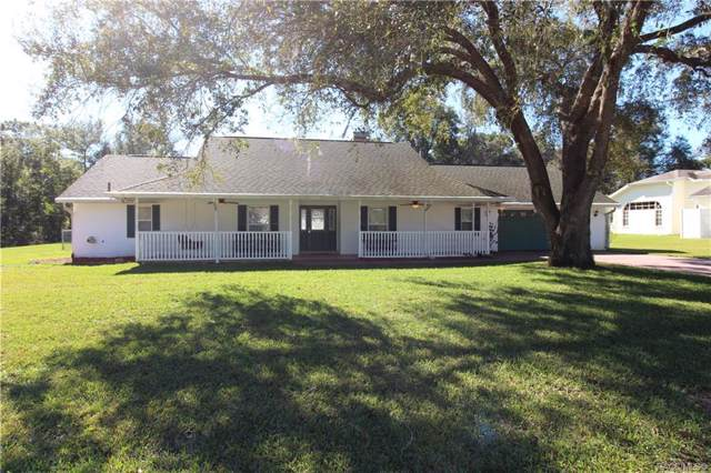5782 W Meadowpark Lane, Crystal River, FL 34429 (MLS #789105) :: Plantation Realty Inc.