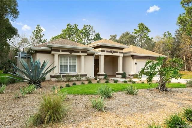 4 Bonnie Court S, Homosassa, FL 34446 (MLS #789107) :: 54 Realty