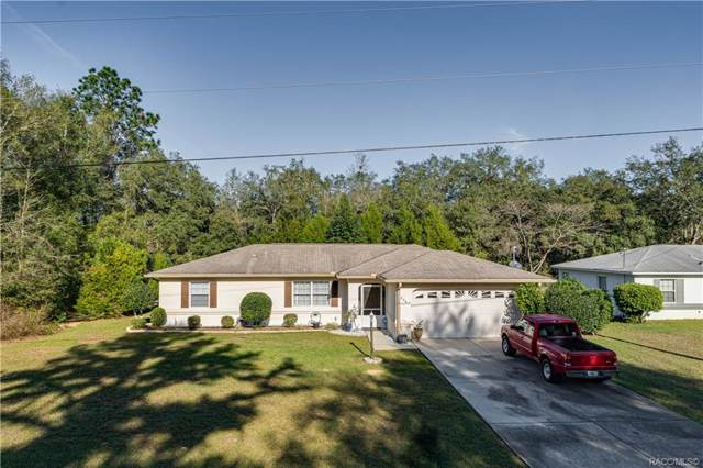 275 W Baker Place, Citrus Springs, FL 34434 (MLS #789110) :: Plantation Realty Inc.