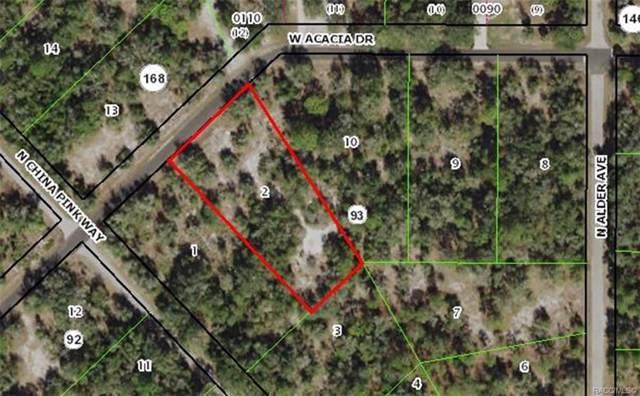 12428 W Acacia Avenue, Crystal River, FL 34428 (MLS #789127) :: Pristine Properties