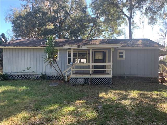 4165 S Spaniel Trail, Inverness, FL 34450 (MLS #789155) :: 54 Realty