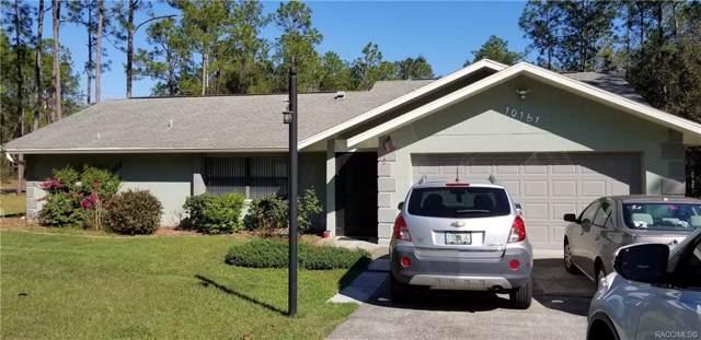 10161 N Biscayne Drive, Citrus Springs, FL 34434 (MLS #789156) :: 54 Realty