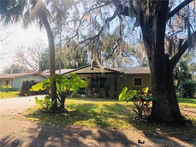 10720 W Spring Circle, Crystal River, FL 34428 (MLS #789182) :: Pristine Properties